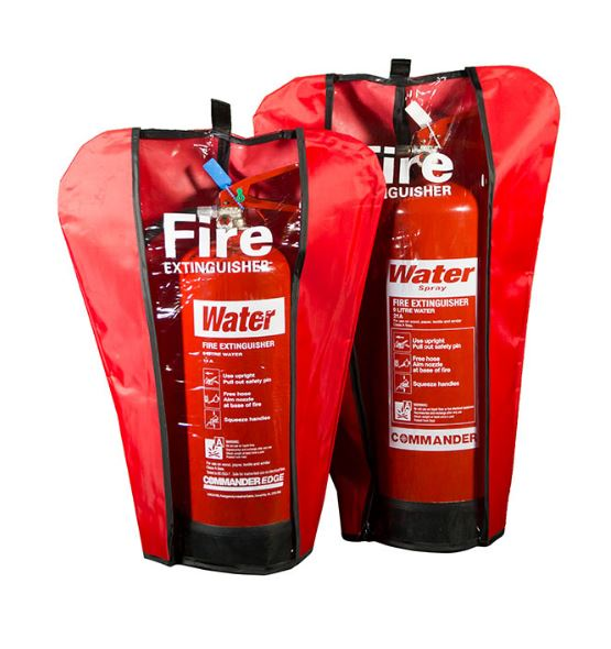 Fire Extinguisher Cover / Jacket Large - HartsonFire
