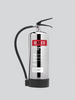 Commander Contempo 9ltr Water - Stainless Steel - HartsonFire