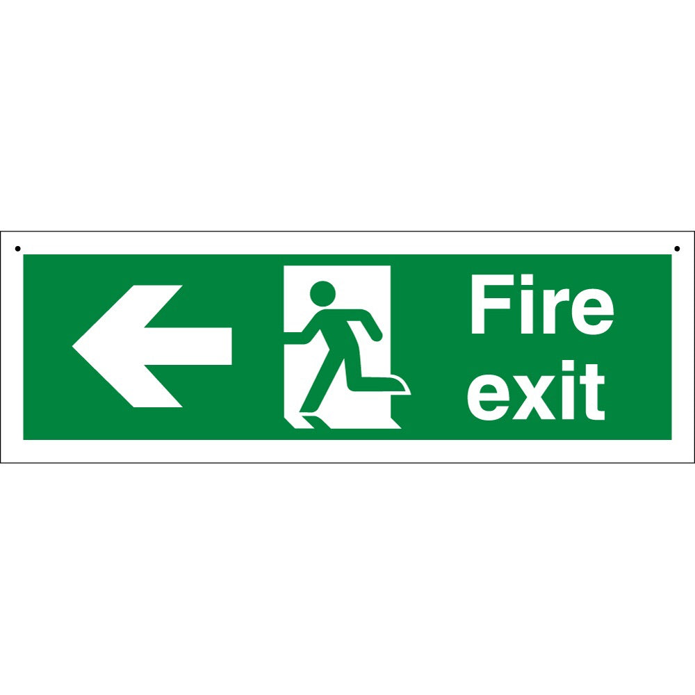Fire Exit LEFT 300x100 Photolum - HartsonFire