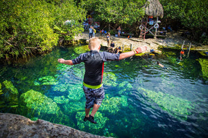 Five family adventures in the Riviera Maya