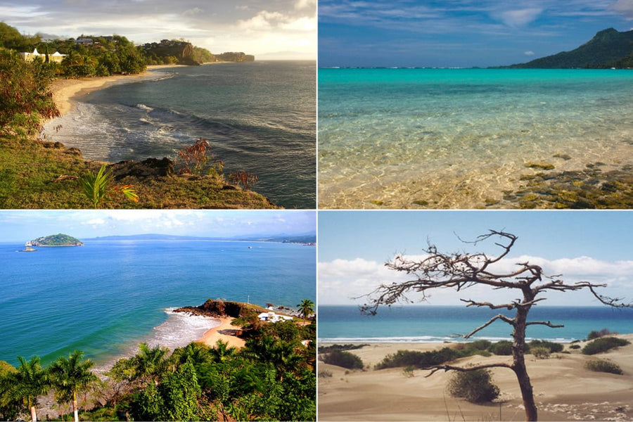 5 Best Beaches at Thanksgiving