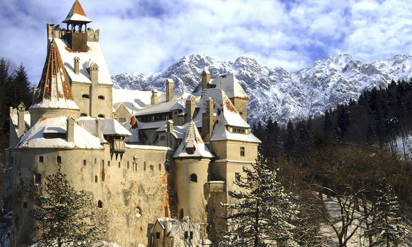 Bran Castle - Little Miss Meteo