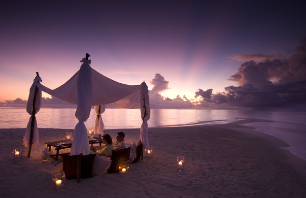 Rangali, Maldives Romantic Beach | Little Miss Meteo