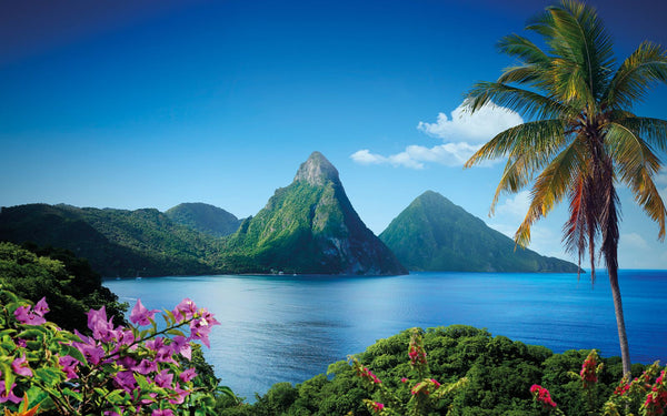 Soufriere, St. Lucia | Little Miss Meteo