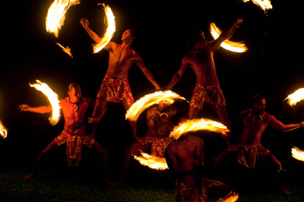 Aitutaki Dancing Night - Cook Islands | Little Miss Meteo