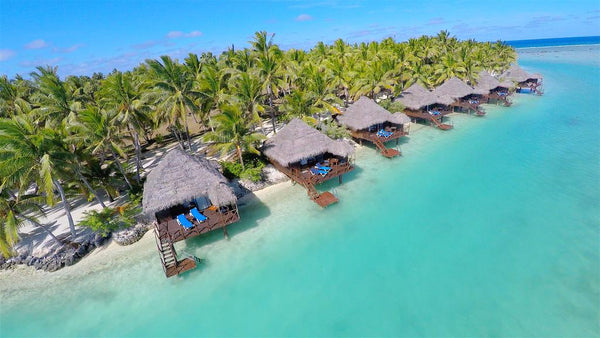 Aitutaki Lagoon Private Resort - Cook Islands | Little Miss Meteo