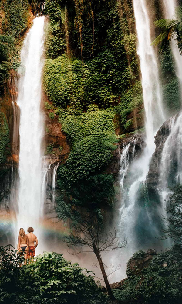 Bali - Sekumpul Waterfalls - Little Miss Meteo