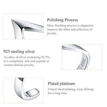 925 Sterling Silver Wave Ring | Little Miss Meteo