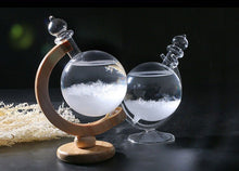 Wooden Shaped Storm Glass | Little Miss Meteo