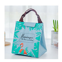 Flamingo Lunch Bag - Little Miss Meteo