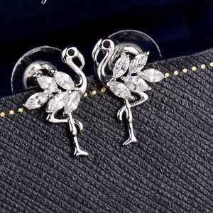 Flamingo Earrings - Little Miss Meteo