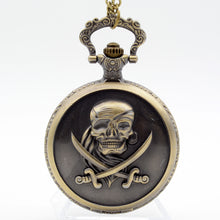 Pirate Pocket Watch | Little Miss Meteo