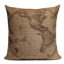 Authentical Marine Style Cushion Covers | Little Miss Meteo