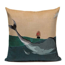 Fin Friends Collection Cushion Covers