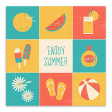 Summer on Pop Style Posters