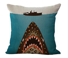 Blue Sea Collection Cushion Covers