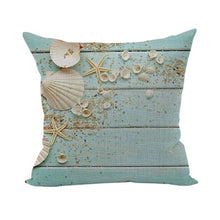 Seashells Collection Cushion Covers