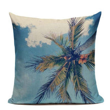 Tropical Plants Collection Cushion Covers | Little Miss Meteo