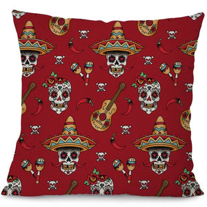 Sugar Skull Collection Cushion Covers