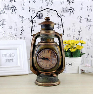 Boat Lantern Old Clock | Little Miss Meteo