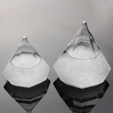 Diamond Shaped Storm Glass | Little Miss Meteo