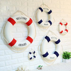 Decorative Lifebuoy | Little Miss Meteo
