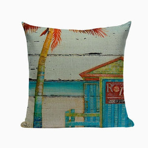 To The Beach Collection Cushion Covers | Little Miss Meteo