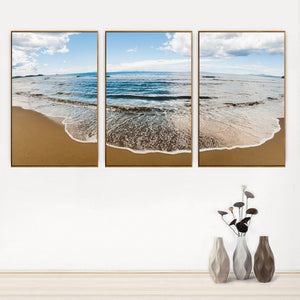 Peaceful Beaches Poster kit