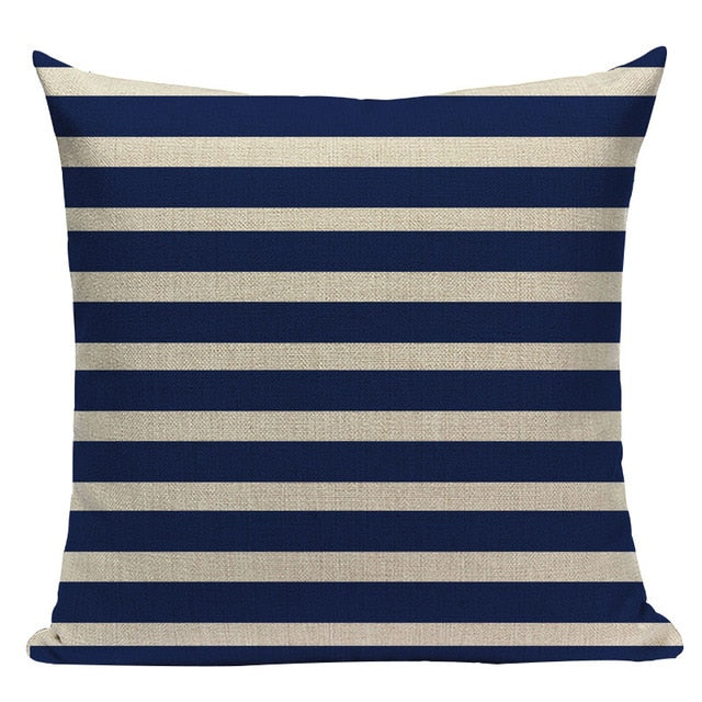 Artistic Nautical Collection Cushion Covers | Little Miss Meteo