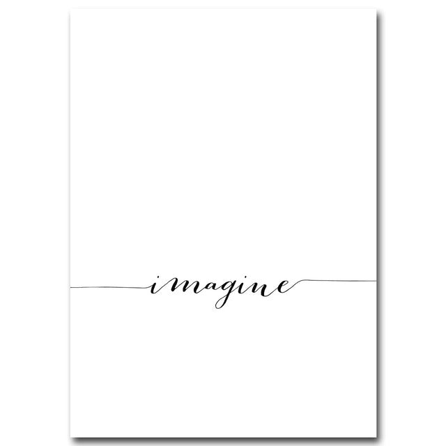 Imagine Canvas Set | Little Miss Meteo