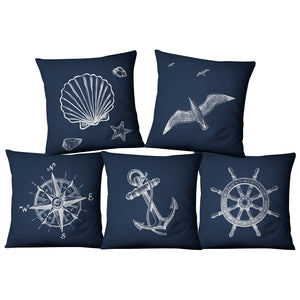 Mediterranean Cushion Covers