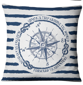 Navigation Style Cushion Covers