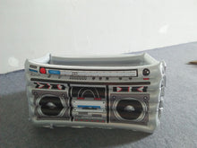 Old School Radio-Cassette Cooler | Little Miss Meteo