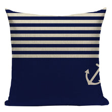 Nordic Ocean Cushion Covers