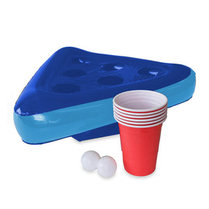 Inflatable Beer Pong Game