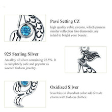 925 Sterling Silver Mermaid's Treasure | Little Miss Meteo
