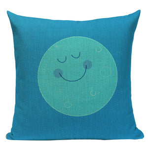 Sun & Fun Cushion Covers | Little Miss Meteo