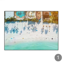 Beach Living Canvas - 5 choices of Landscapes