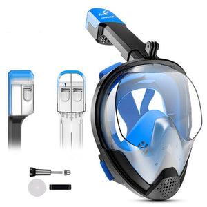 2020 Full Face Snorkeling Unit