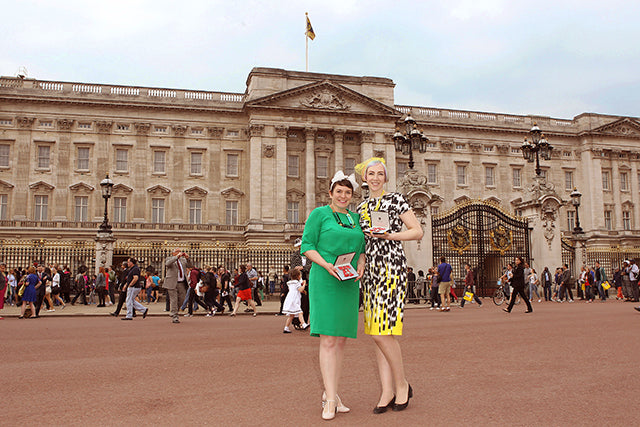 MBE: What We Wore to the Palace