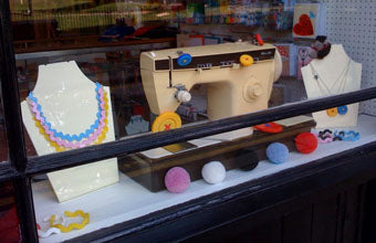 Our Brick Lane Store is Sew Cute!