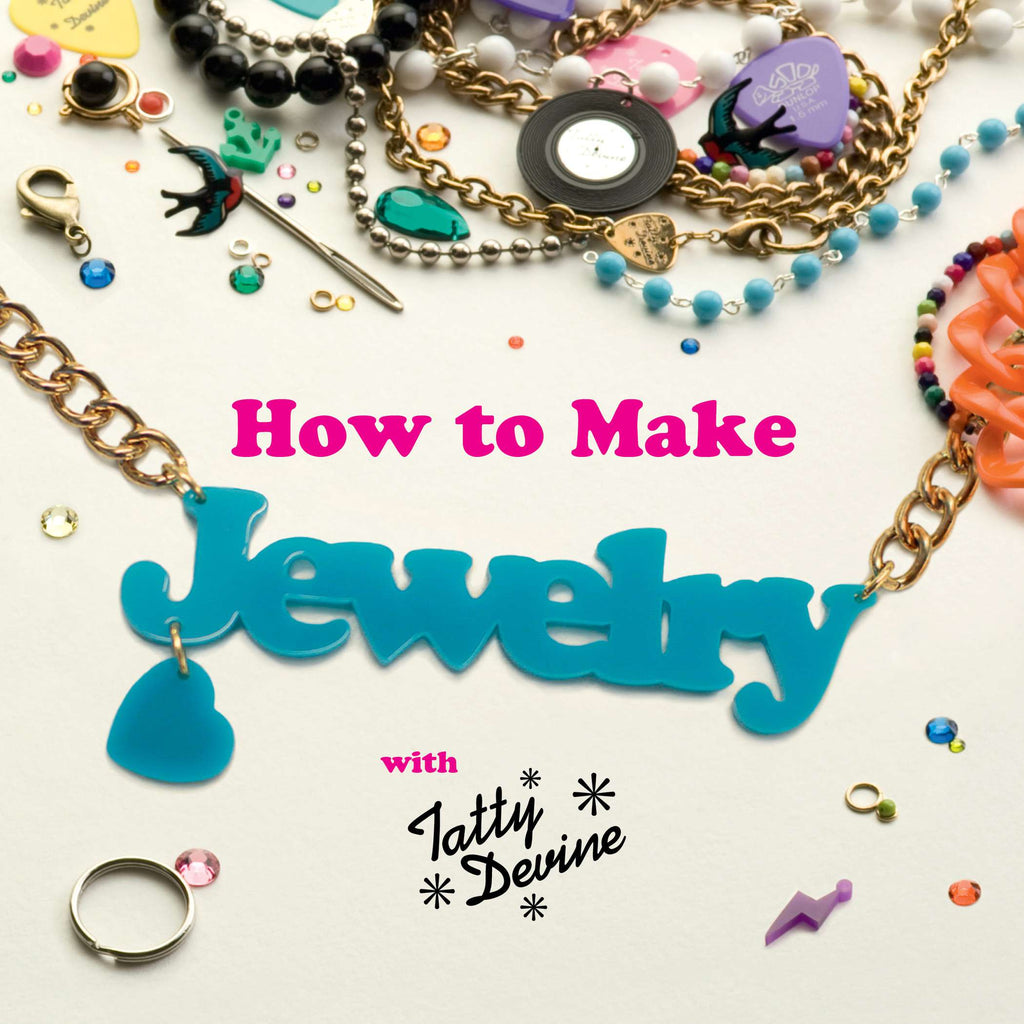 Tatty Devine heads to NYC for US Book Launch