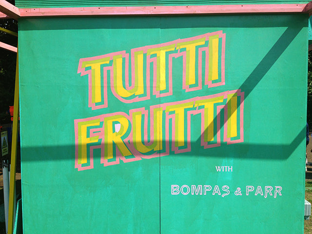 Tatty Devine takes a Tutti Frutti trip with Bompas and Parr