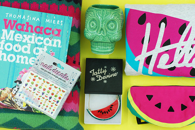 Competition: Day of the Dead Goodie Bag Giveaway!