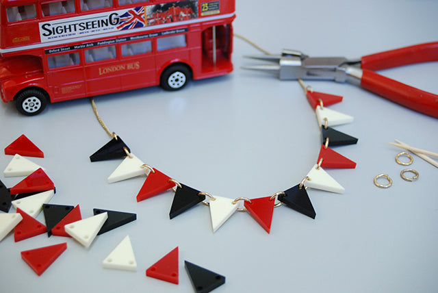 Hop on board the Tatty Devine bus!