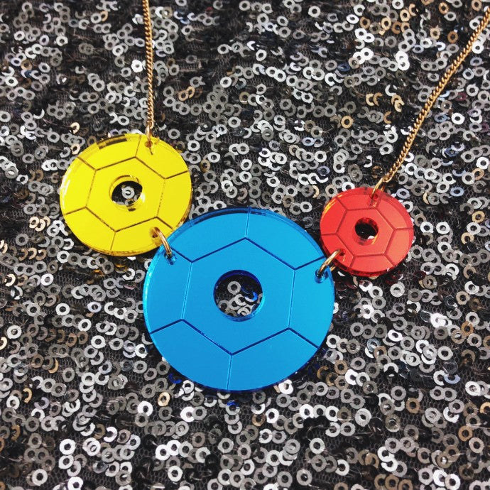 WIN SEQUIN PARTY NECKLACES IN BRICK LANE & COVENT GARDEN!