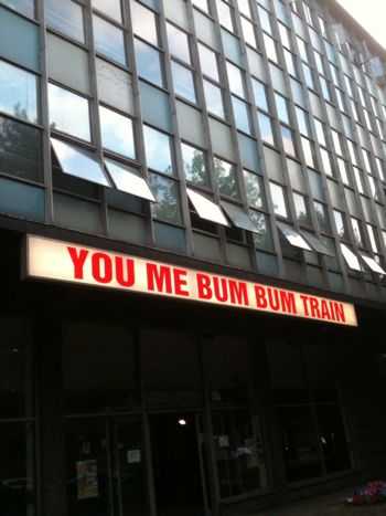 Tatty Devine at You Me Bum Bum Train!