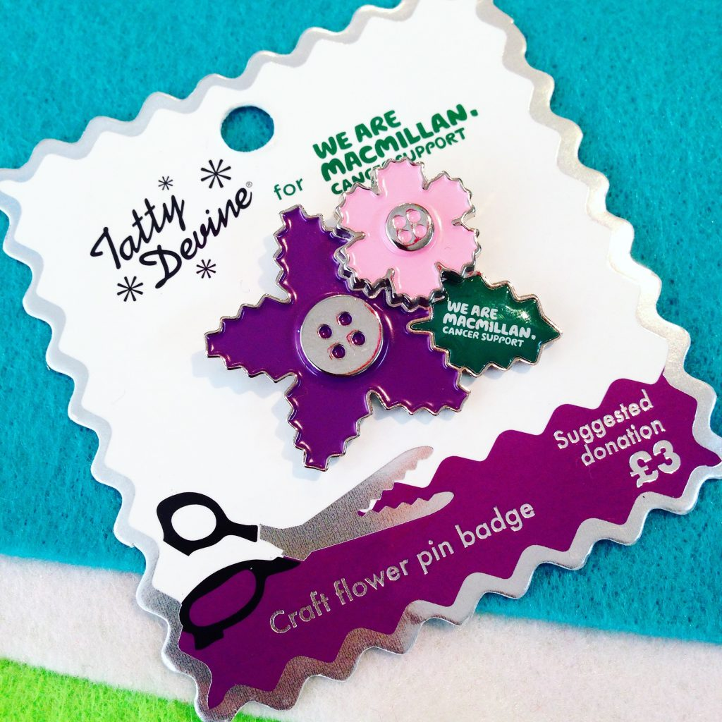 Tatty Devine x Macmillan Cancer Support