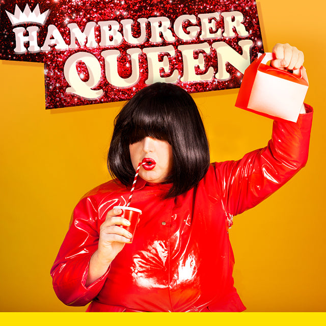 Yum! Don't miss the Hamburger Queen finale!