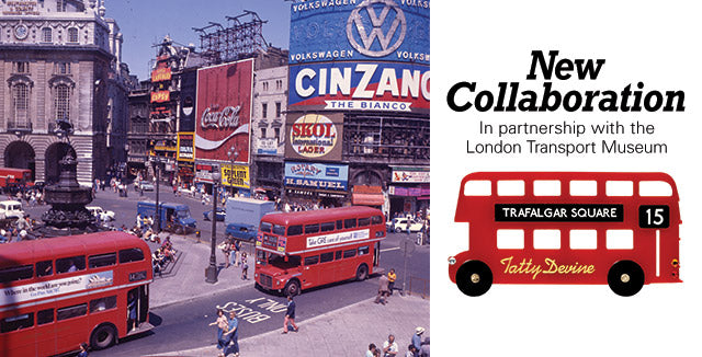 Our London transport collection has arrived!